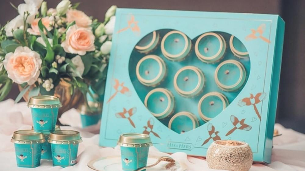 婚禮小物篇:喜糖與婚禮點心