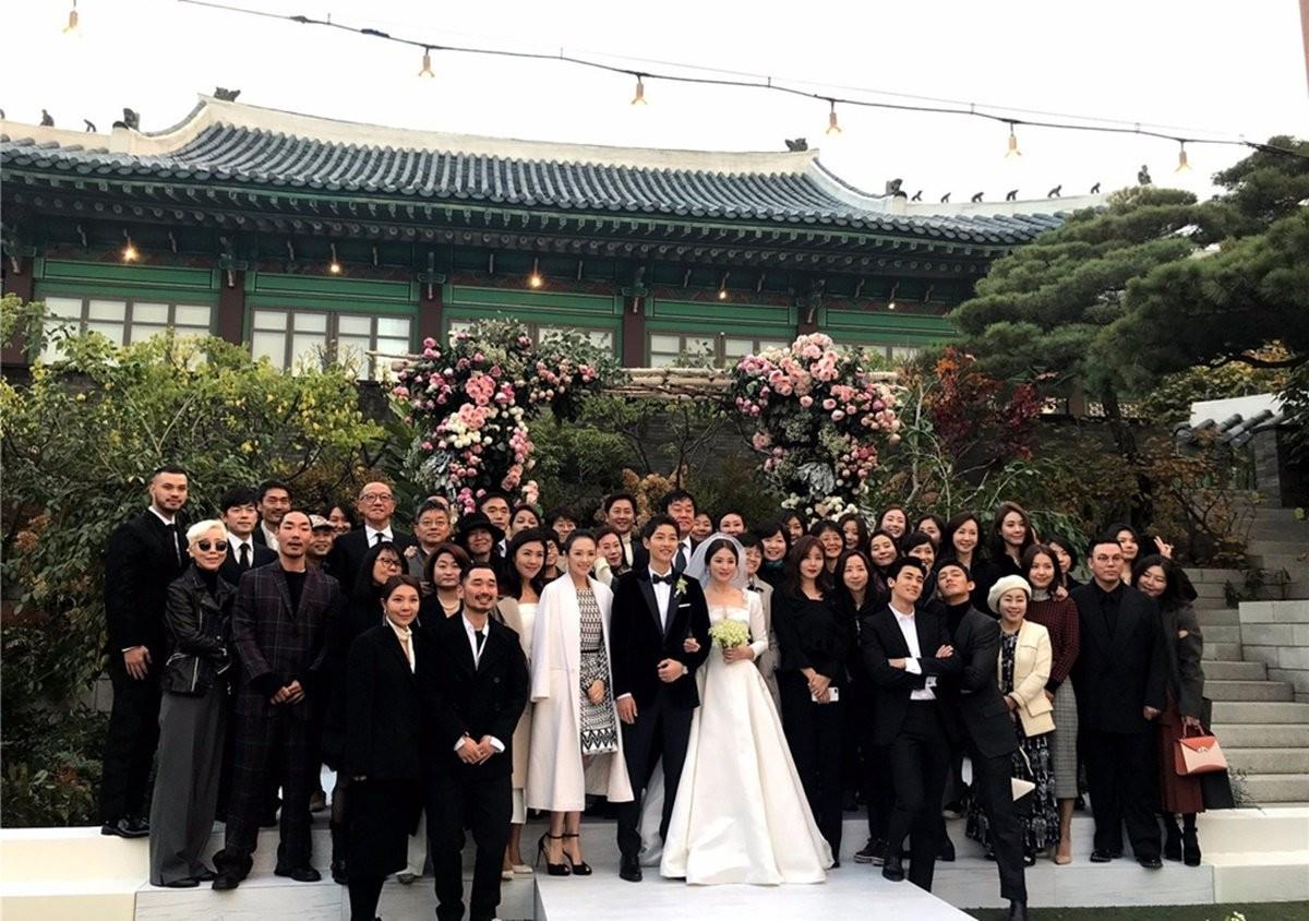女孩夢想中的韓國西式婚禮