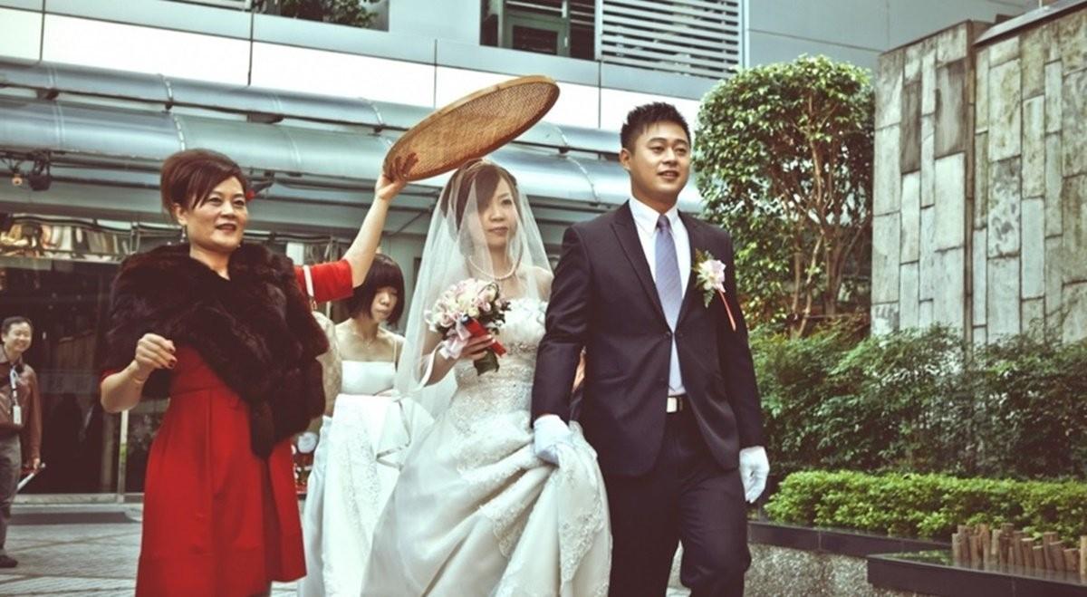 婚禮習俗 - 好命婆
