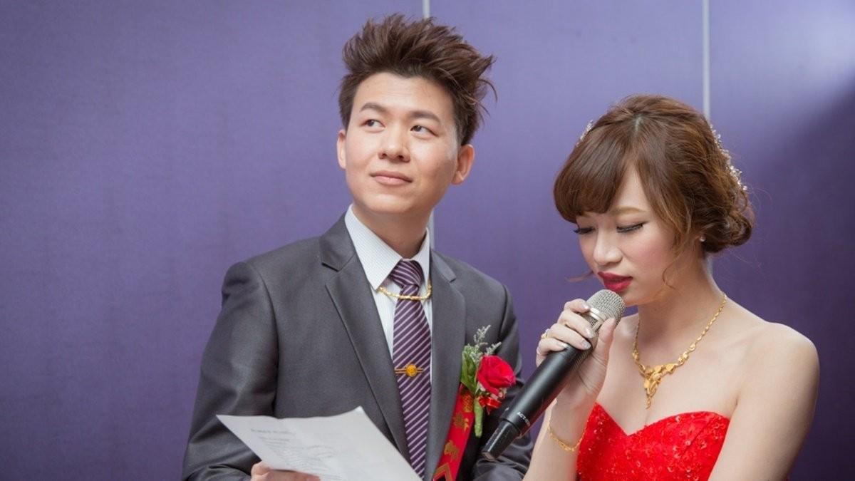 婚禮致詞指南針