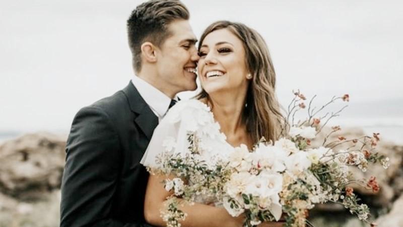 7個Pose,婚禮必拍超美照片