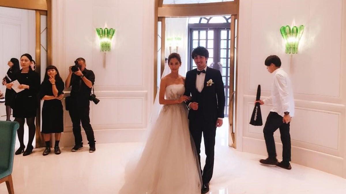 2016文華東方。婚體展