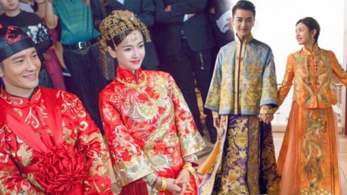 婚禮穿龍鳳褂、秀禾服最時尚!全台6大中式禮服出租店報妳知
