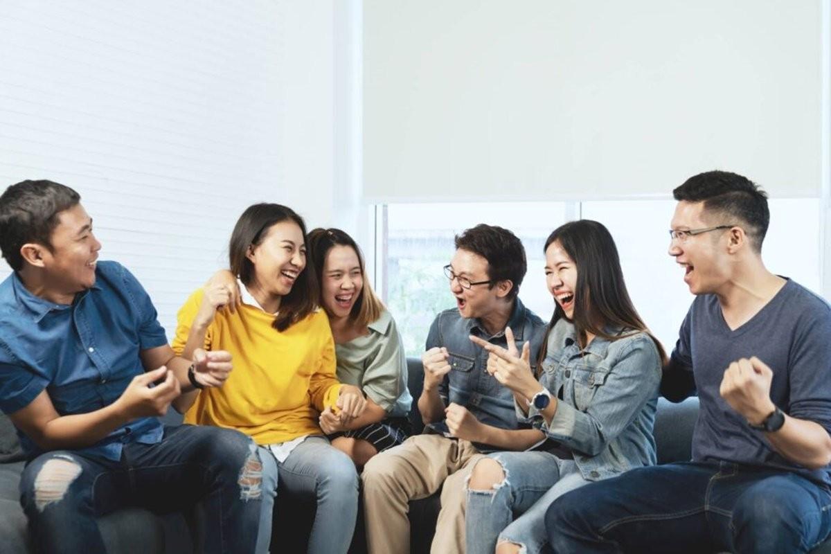 關於聯誼 6種遊戲大推薦
