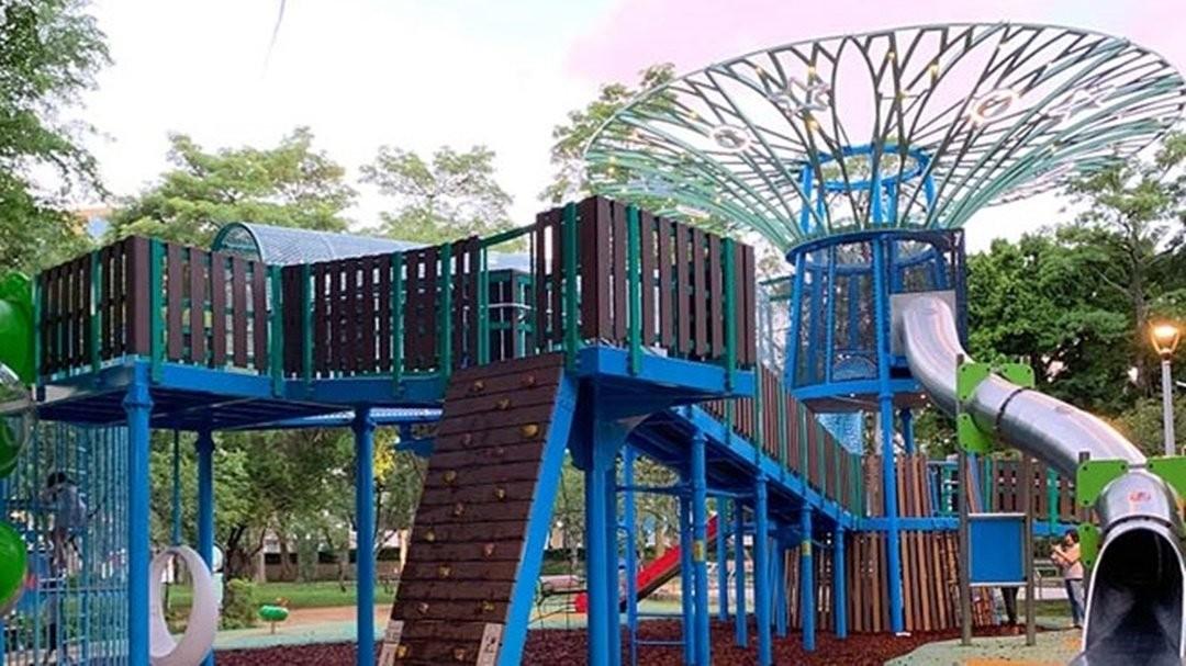 台北10個親子特色公園