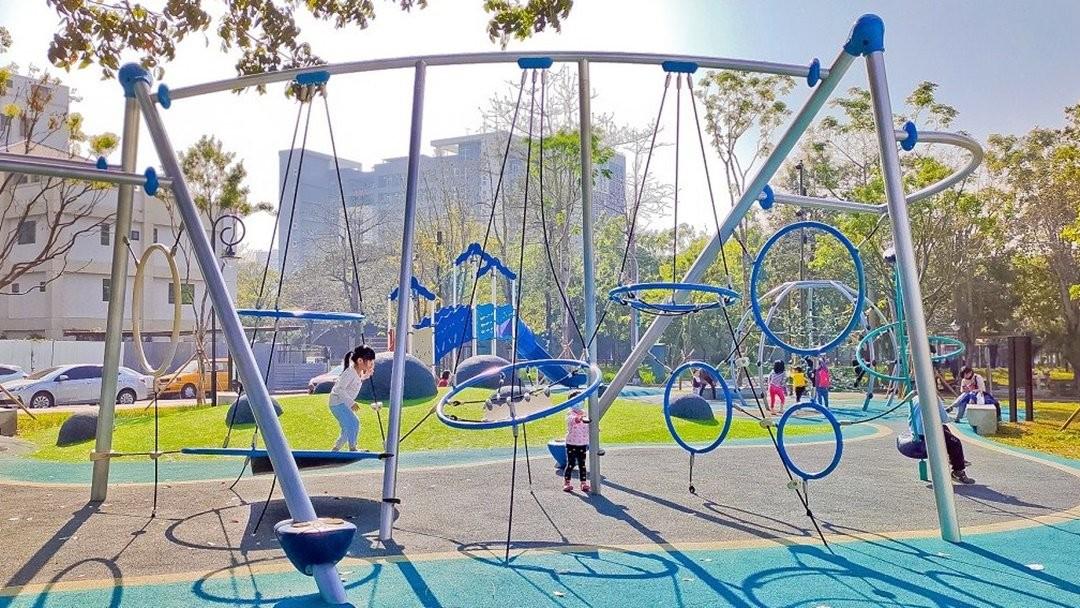 台中10個親子特色公園