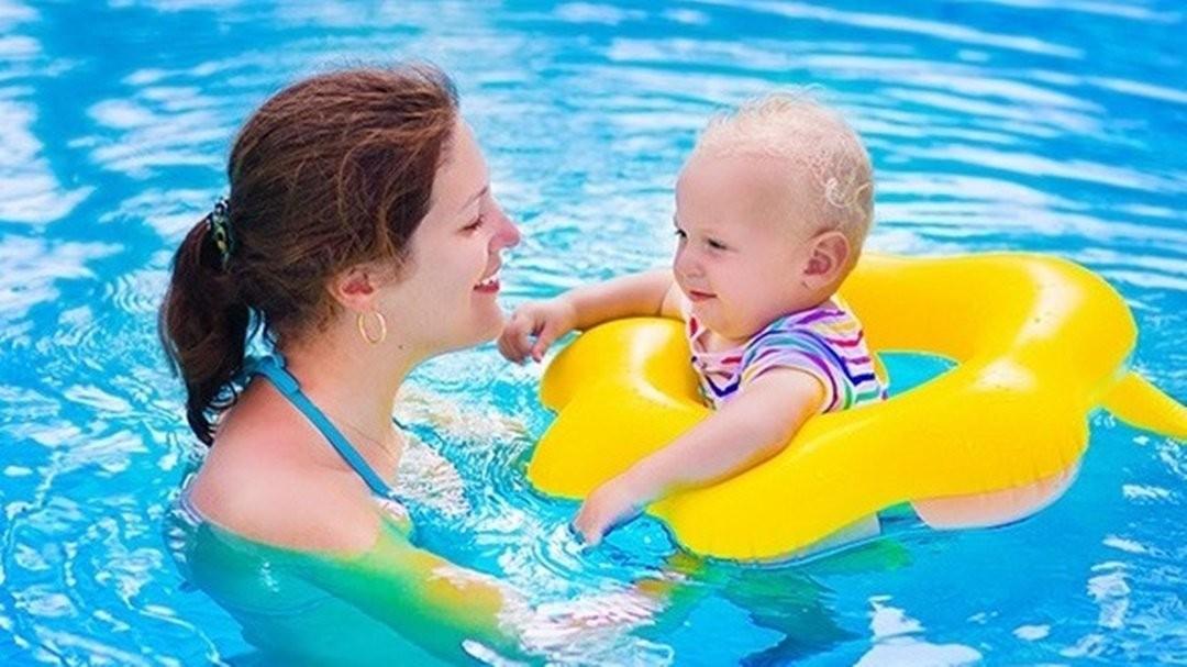 中部10間寶寶游泳樂園