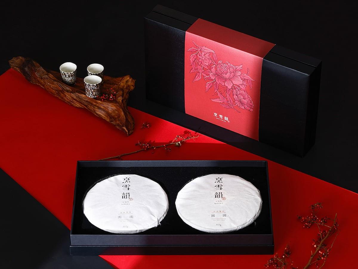 【烹雪韻】團團+圓圓雙餅大禮盒