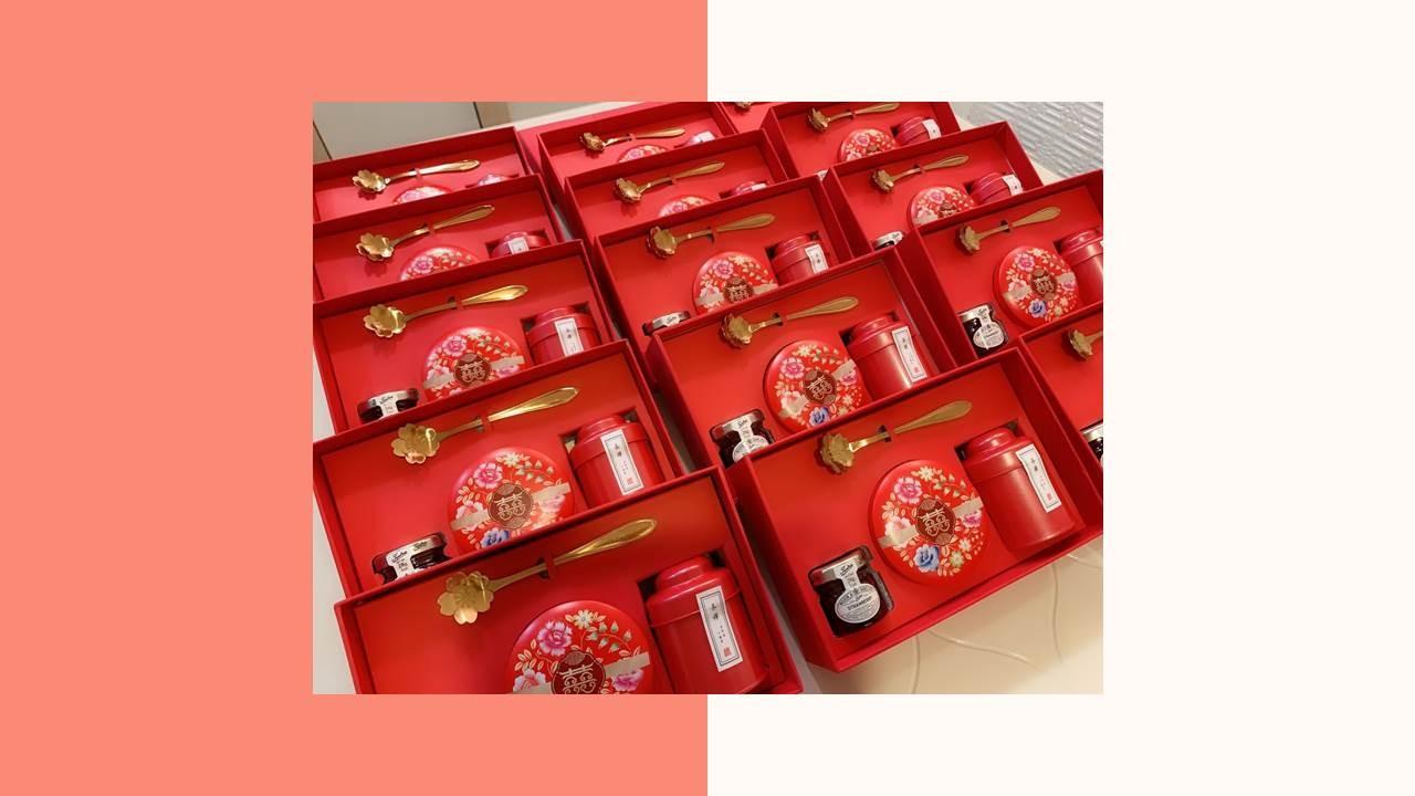 精緻婚禮小物 - 幸福禮盒(C)