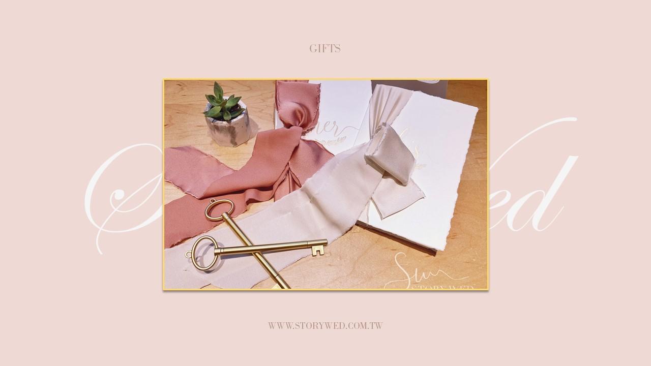 婚禮誓言卡片 - 一組兩本(C)