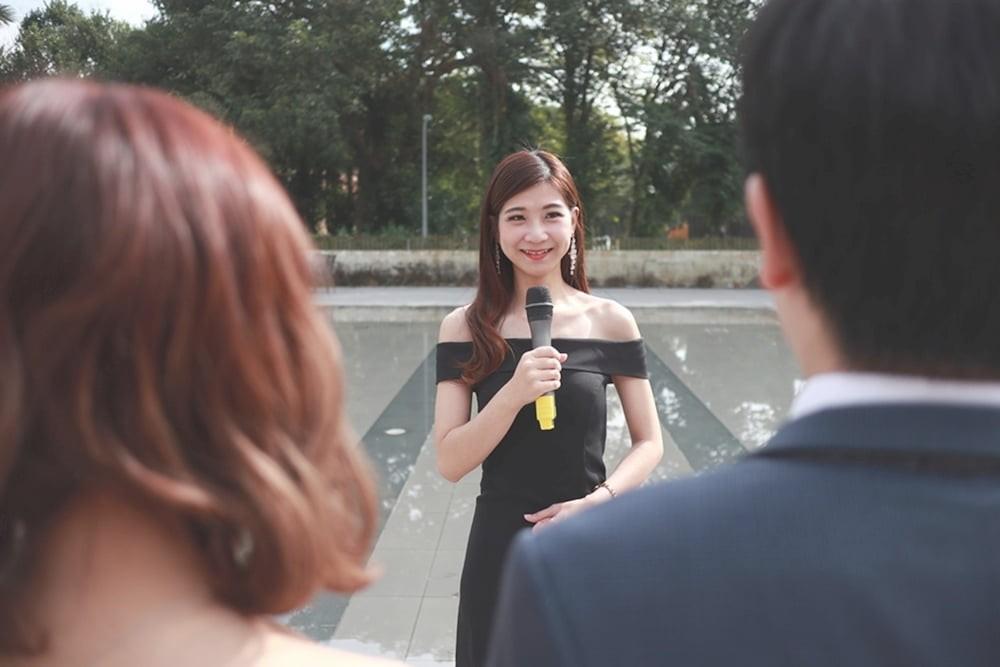 NICOLE ∣ 頂級婚禮主持人