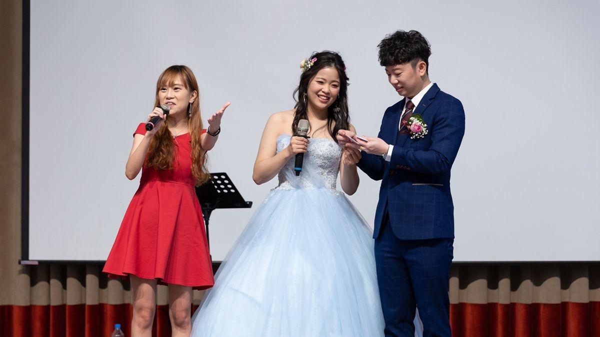 【禮俗統籌│婚禮主持│婚禮攝影】紹綱&嘉萱