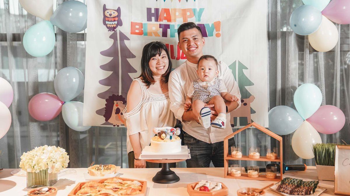 【寶寶抓周│派對主持】小瓜寶貝周歲派對