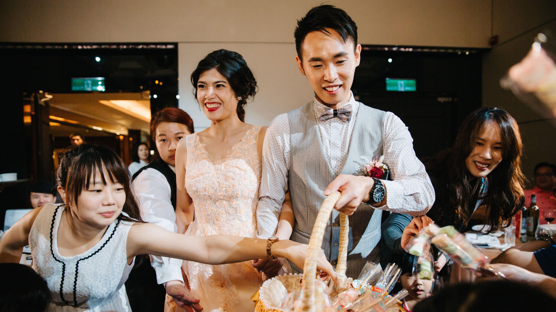 【婚禮主持│婚禮攝影│婚禮佈置v2.0】徐捷&心慈