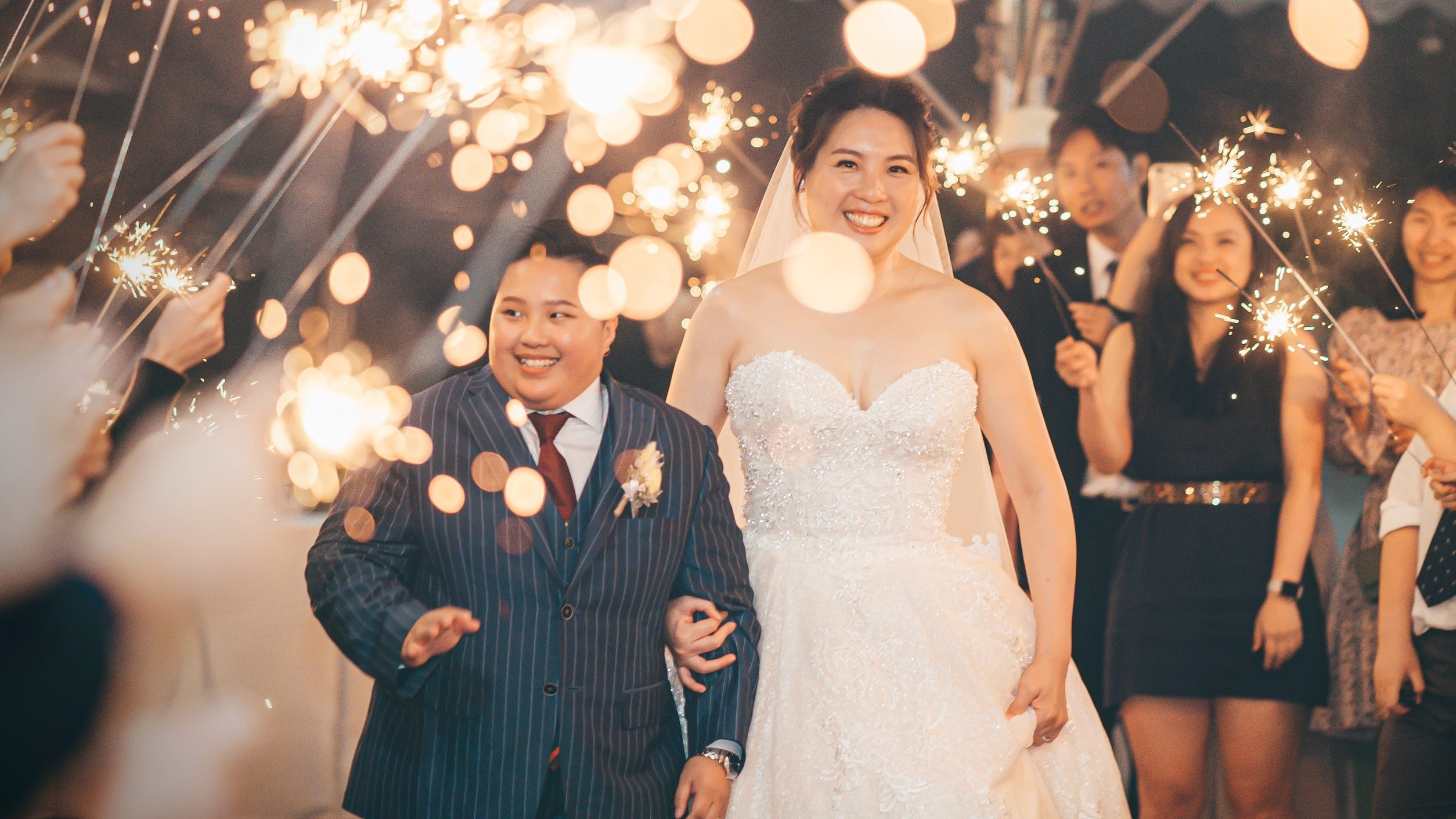【西式證婚│婚禮主持│婚禮攝影】Camille&Sammy